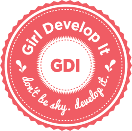 GDI Logo - Badge